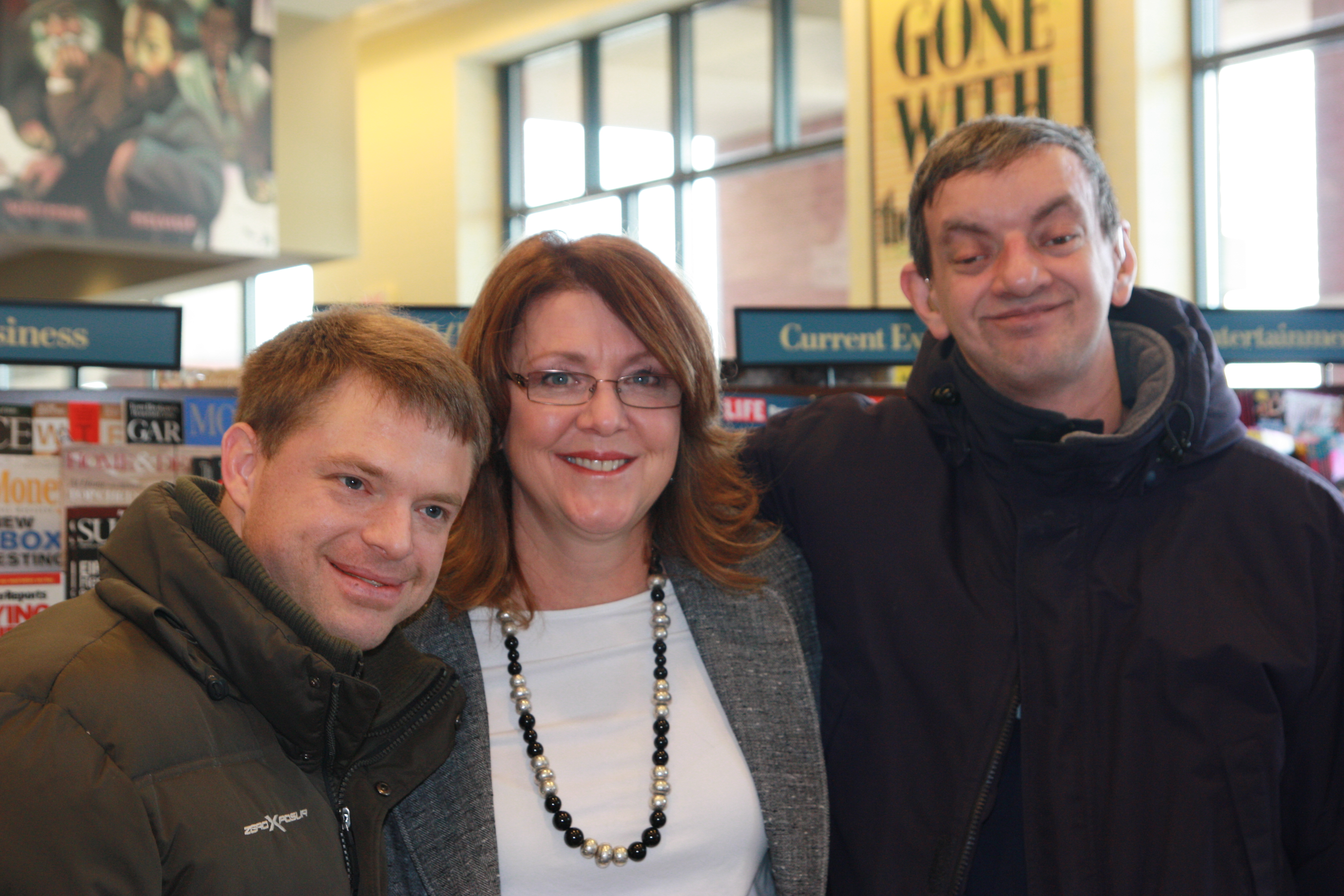 Susan Crandall's Best Buddies Indiana Charity Book Signing
