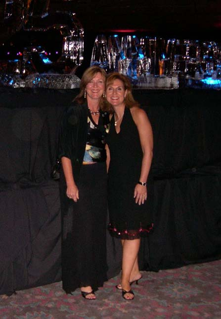 Susan and Karen White
