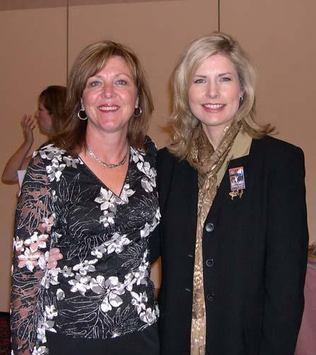 Susan and Kathy Kaskie