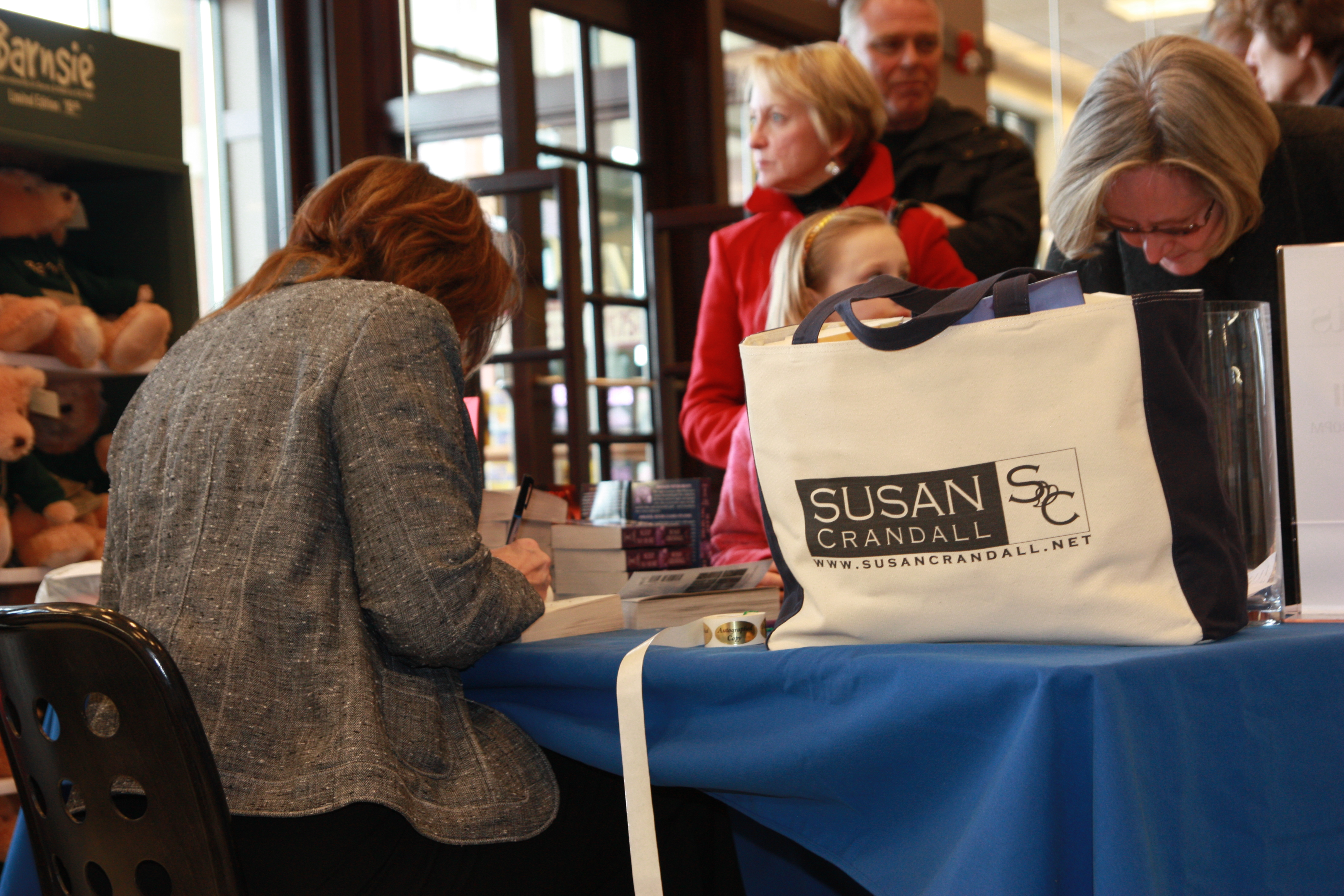 Best Buddies Indiana Charity Book Signing